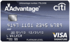 Review: Citi Platinum Select / AAdvantage Visa Signature Card