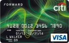 Citi Forward Card for College Students
