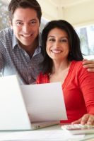 Saying 'I do' to joint checking and credit accounts