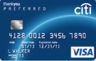 Citi ThankYou Preferred Card – Bonus Point Offer