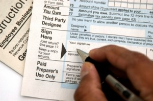 Federal income tax filing: 5 common mistakes -- and what they can cost you